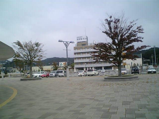 自転車の 袋井駅 自転車 : 愛野駅」の「南口」を降りて ...
