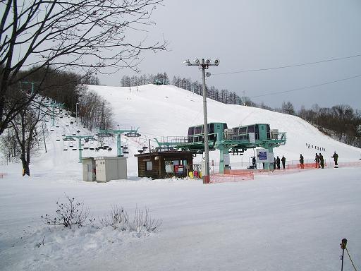 ある スキー場 メムロ スキー場 ...