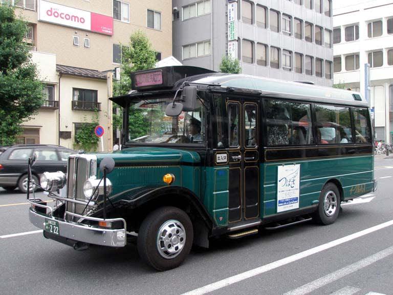 イーグルバス・小江戸巡回バス~レトロ車両も活躍する観光向け巡回バス - MAKIKYUのページ