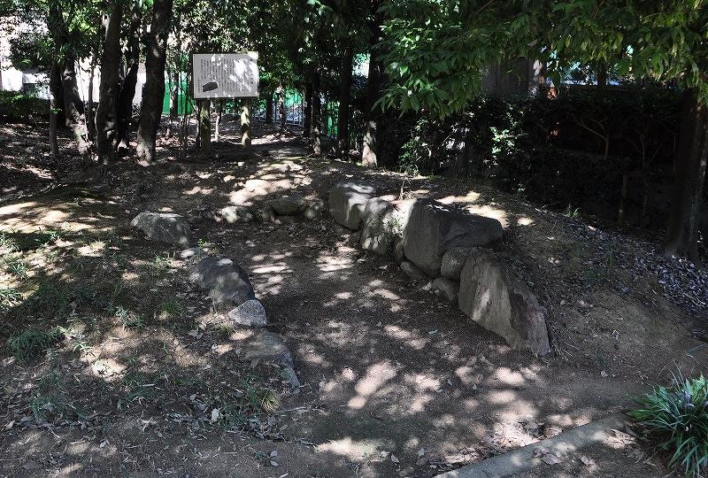 黒石13号墳の石室