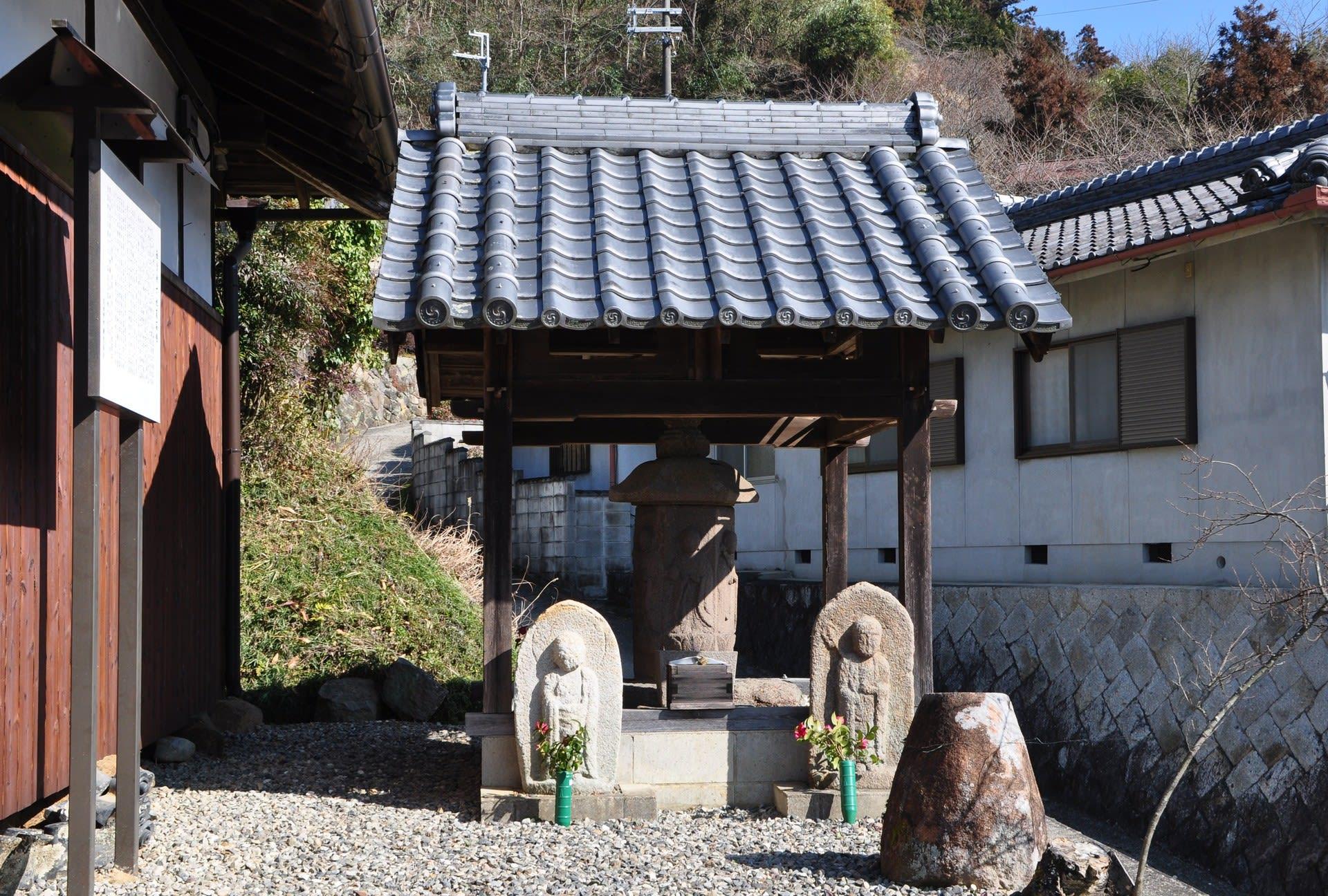 西念寺の六地蔵