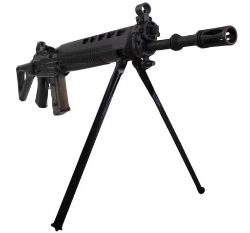 に所持を許可した銃に軍用銃 これは民間バージョン?それとも・・・・ -