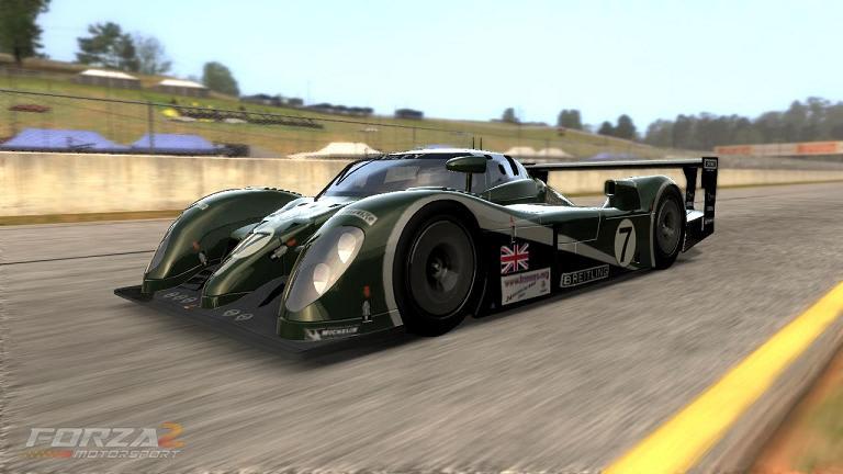 今日紹介するベントレーは、ベントレーが作るレース専用車で、 チーム ベ... 2003 Bent