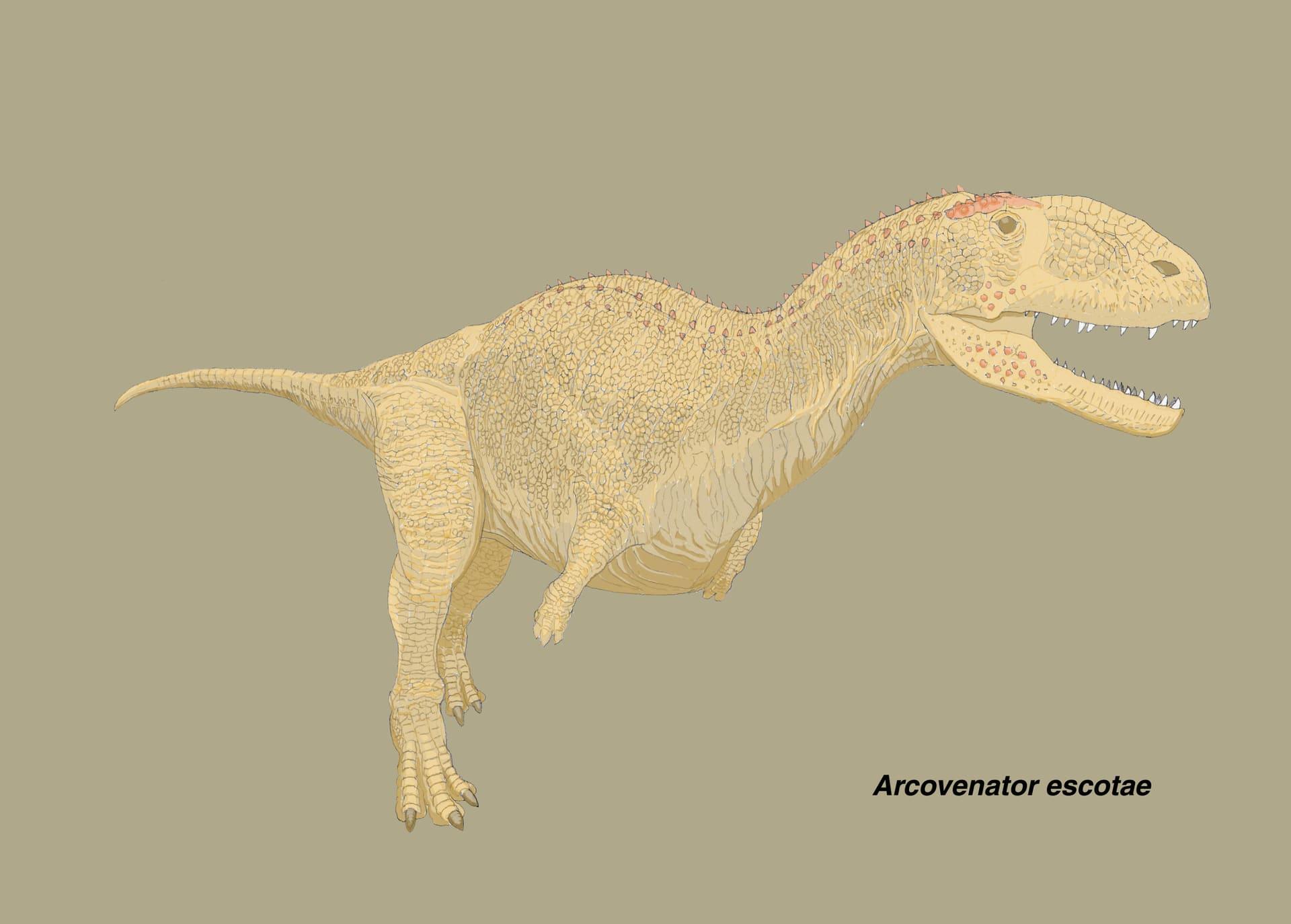 タラスコサウルス