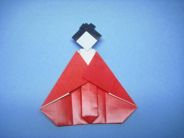 ハート 折り紙:折り紙 おばけ 折り方-divulgando.net