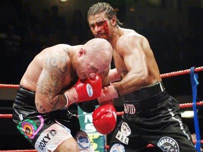デビッド・ヘイ対ジャッコベ・フラゴメニ(2006/11/17) - box観戦記録