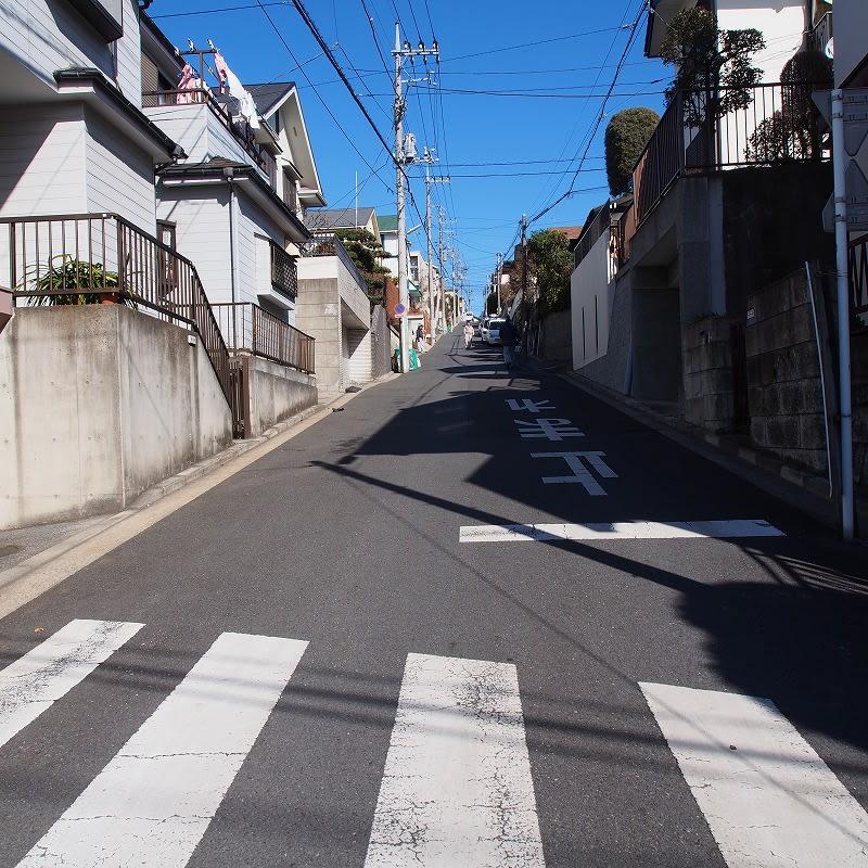 自転車激坂巡り・横浜市港北区 ...