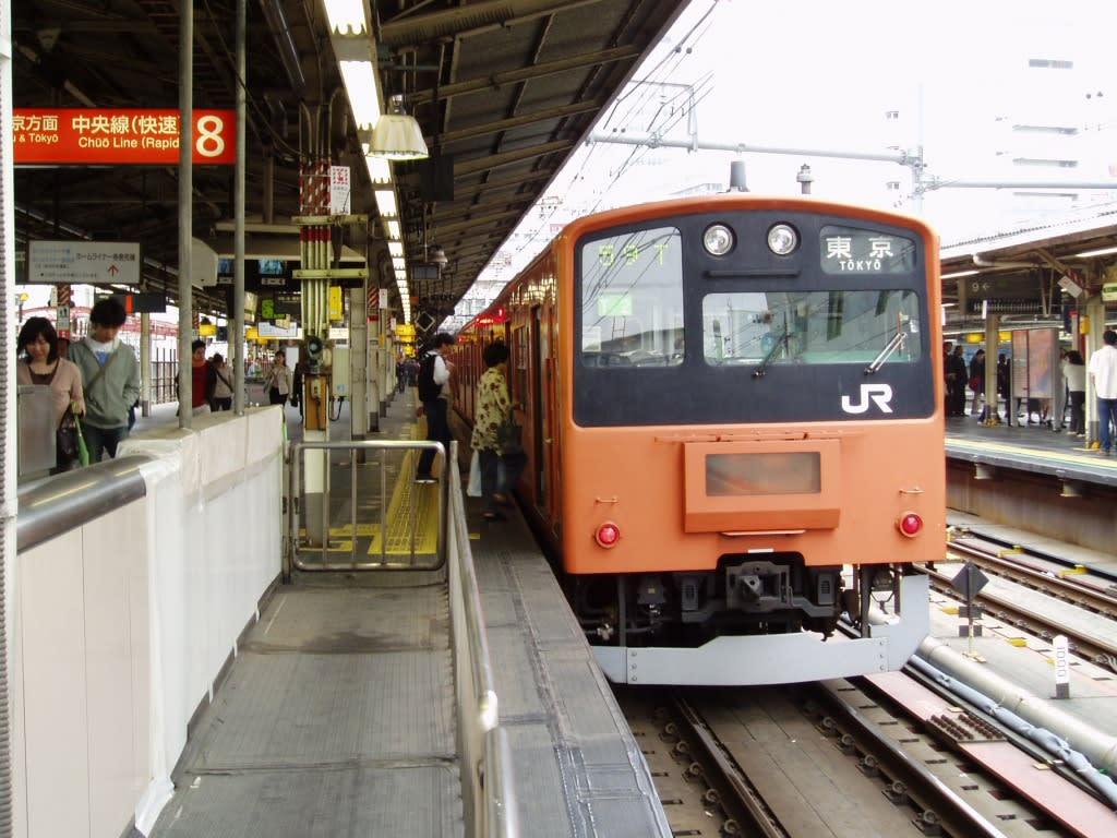 新宿駅改良工事(2004年5月) - ...