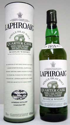 Laphroaigquartercask