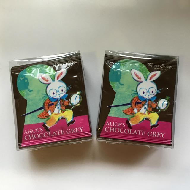 ALICE'Sチョコレートグレイ カップ用ティーバッグ5p