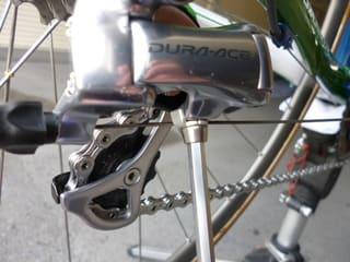... の調整方法 - Kinoの自転車日記