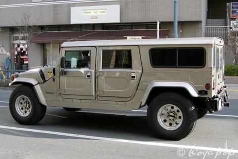 Hummer H1 1992- AMゼネラル社が...