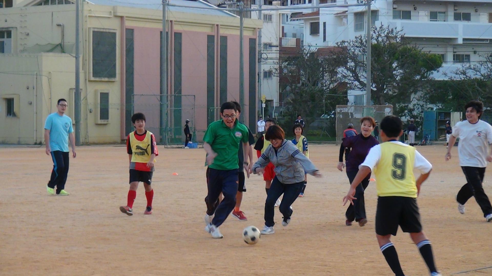 浦城サッカークラブ