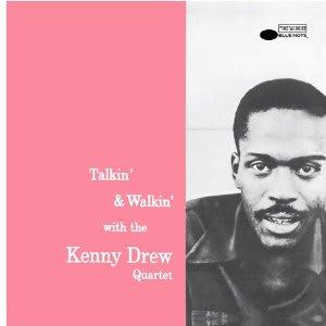 Kenny Drew - The Ideation Of Kenny Drew Album # 1