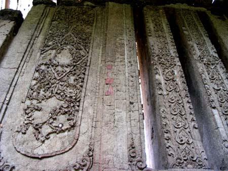 Wat Nang Phayaレリーフ