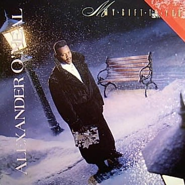 Alexander O'Neal - My Gift To ...