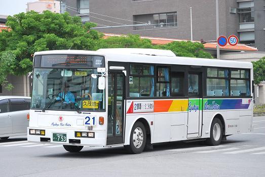 琉球バス交通の見たまま 2011・0...