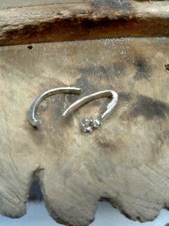 指輪のリフォーム。