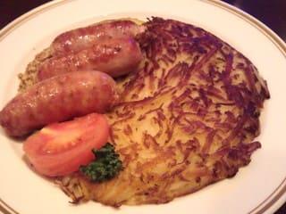 グルメの旅2ヶ国目 スイス料理 ...