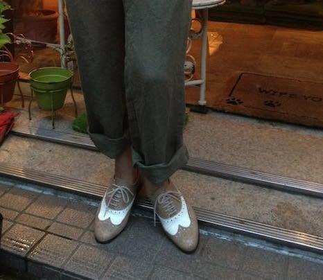 こちらの靴がそれです。