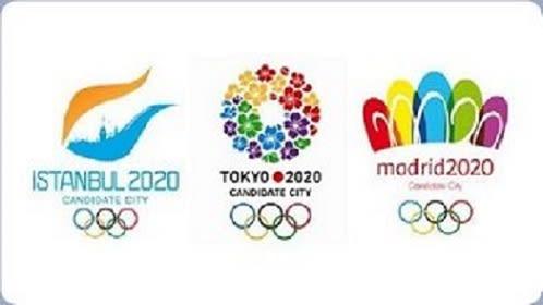 今朝未明、第32回夏季オリンピックが東京で開催されると発表された。イス...