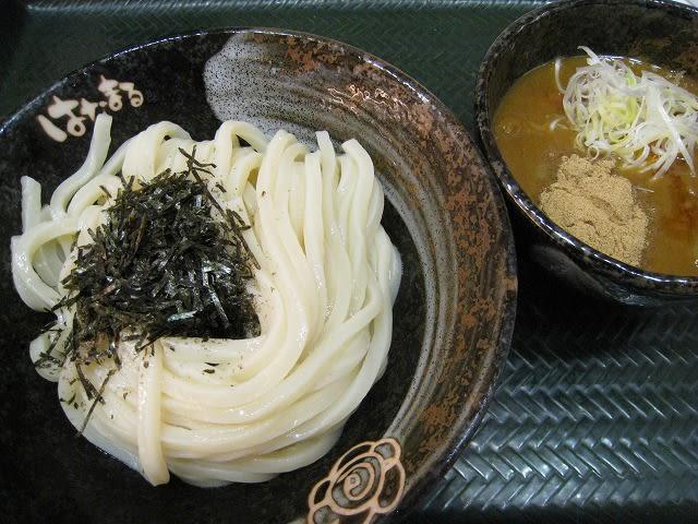 カレーつけ麺(中)