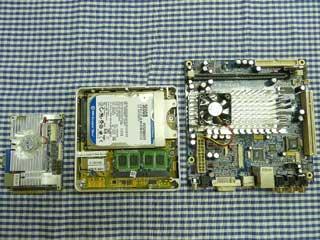 ZOTAC ZBOX nano VD01(Nano-ITX VIA Na