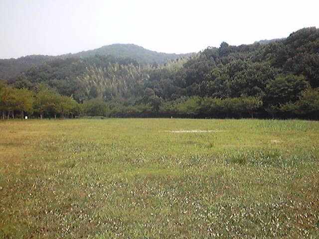 三日月ダム公園