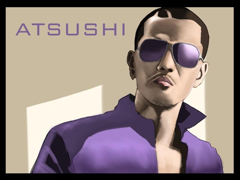 ATSUSHIイラスト