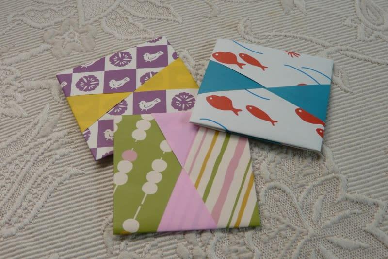 ハート 折り紙 : 折り紙鍋敷き作り方 : blog.goo.ne.jp