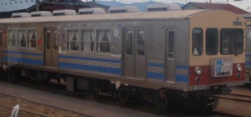 弘南鉄道リバイバルカラー - 広...