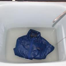 裏ワザ!自宅でダウンジャケットを洗うコツ