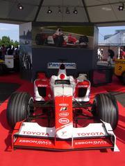 モータースポーツジャパン2006トヨタ