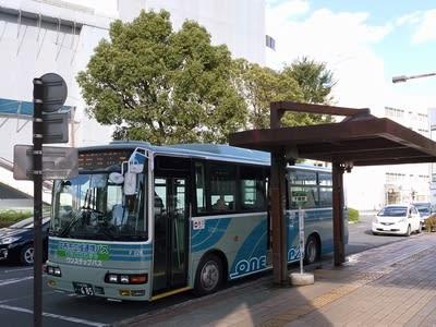 筑西市広域連携バス