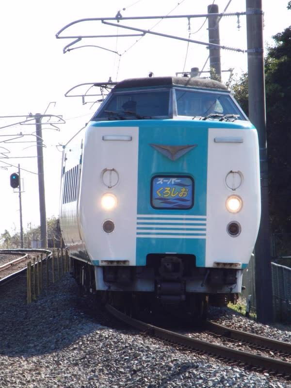 381系特急「スーパーくろしお」