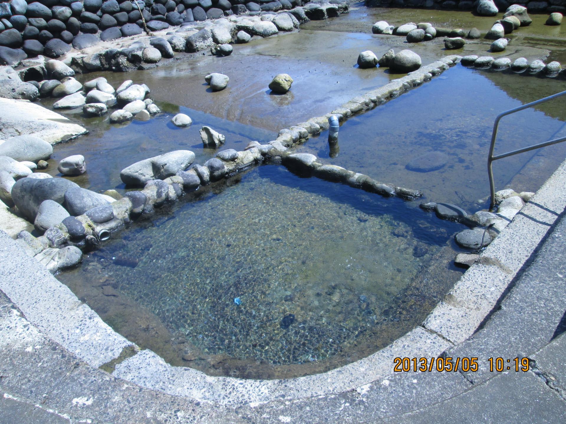 三島村(硫黄島)坂本温泉からの運用 - 黄昏叔父さんの独り言
