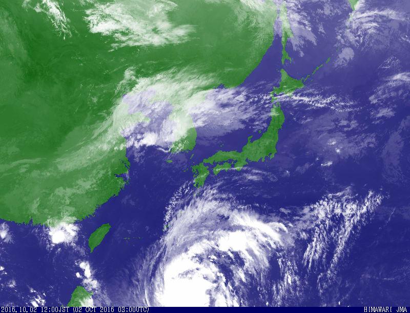 平成28年台風第18号