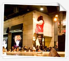 ショッピング:東大門市場