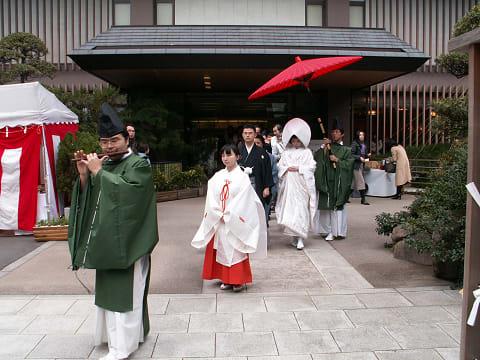 ブライダル ブライダルフェア 東京 : 東京大神宮 ブライダルフェア ...