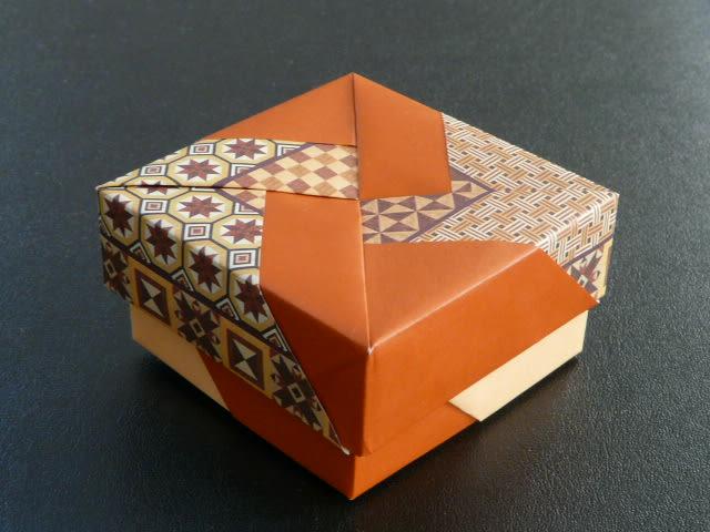 簡単 折り紙 折り紙 ユニット 箱 : blog.goo.ne.jp