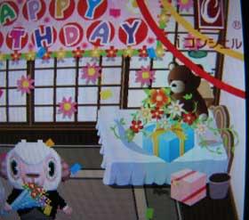 メイちゃんからの誕生日プレゼントその2