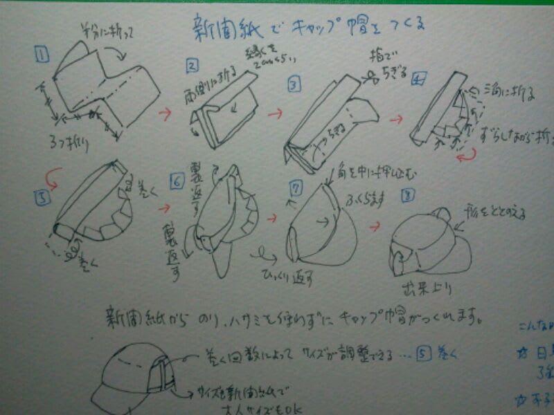 すべての折り紙 新聞紙 袋 折り方 : ... 折り 方 を 掲載 して おきます