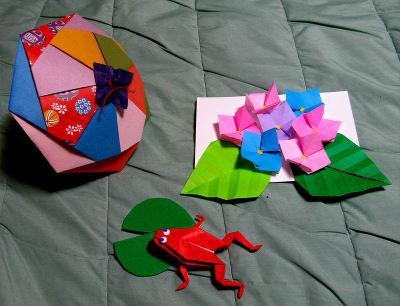 クリスマス 折り紙 折り紙 傘 : blog.goo.ne.jp