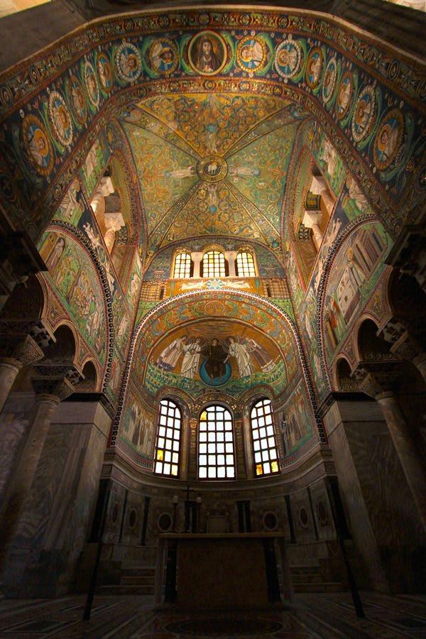 サン・ヴィターレ聖堂の画像 p1_19