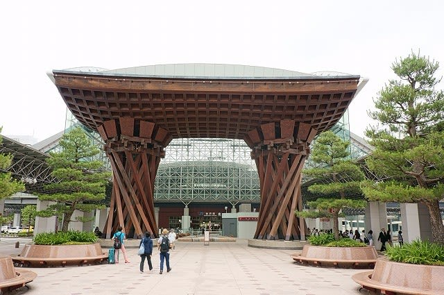 金沢旅行1日目