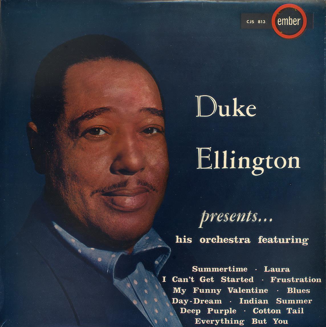 100.ジャズ温故知新(Duke Ellington ...