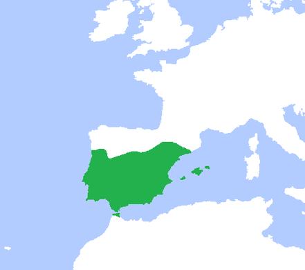 半島 イベリア