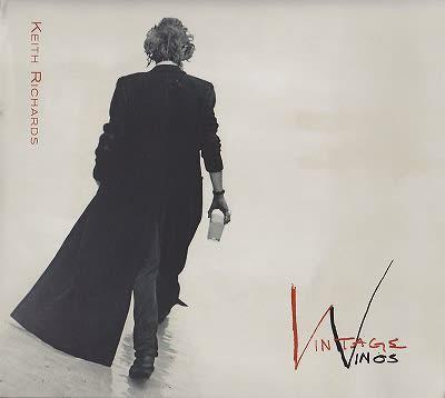 Keith Richards Vintage Vinos