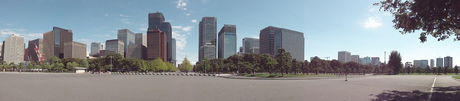 09月26日 皇居前広場