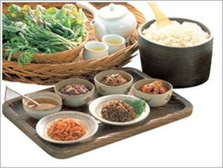 韓国料理の特徴